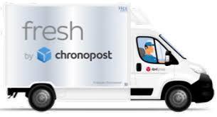 Chronofresh - Livraion de produits frais